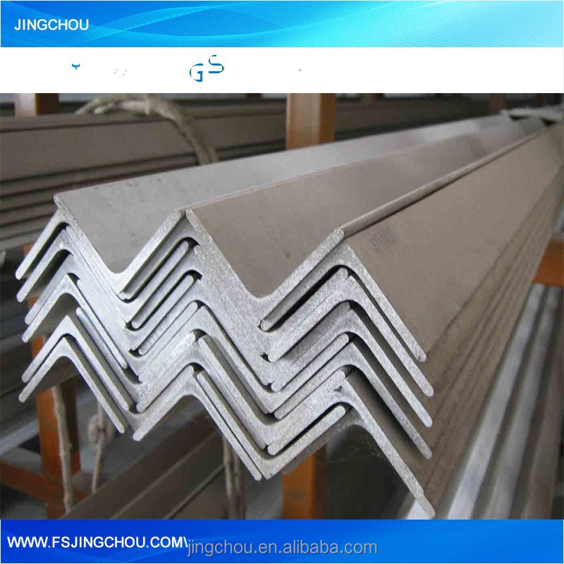 2015 hot dip angle steel with glossy surface