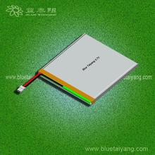 li ion battery 3.7v 3600mah for gum
