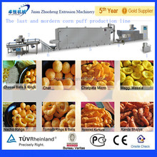 cheese ball making machine/chicken ring making plant/green bean making process line