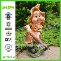 Wholesale Gnomes Resin Figurine