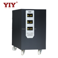 15KVA ac voltage stabilizer avr high capacity voltage stabilizer industrial stabilizer