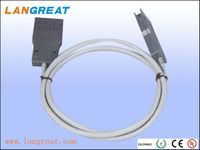 110 patch plug testing cable , 1M