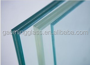 20 years experience/Alibaba trade assurance building clear laminated glass 6 38mm GM-5584