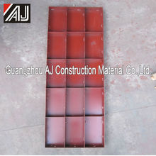 Guangzhou recycable steel concrete panels for slab construction