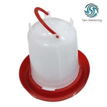 Plastic Chicken Manual Drinker for Poultry Farming
