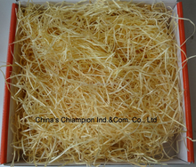 natural wood wool for packing/filling material