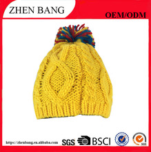 2017 New Product cute kids Knitted Hats and Children Warm Winter Hat