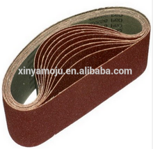 diamond sanding belts