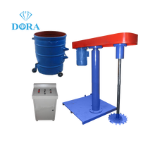 Glue mixer machine for wood working