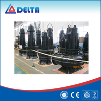Vertical deep well submersible pump 2 inch