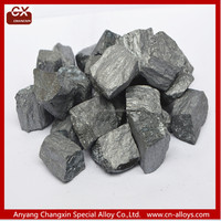 Ferro silicon magnesium alloys lump 15-25mm/Mg 6