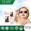 Private label safe physical natural Sun protection baby sunblock cream Baby care Delicate skin