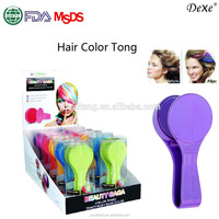 new design hair chalk beauty product temporary hair dye gift china taobao manufacturer