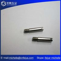Good After Sales Service Colored Stud Zinc Plated Screws For Furniture Mobile Phone