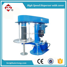 Hydraulic Lifting Industrial Coating Liquid Mixing Machine