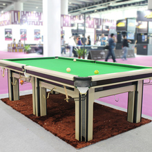 Chinese 8 ball pool table 9ft snooker table for sale