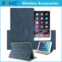 China Suppliers Cheapest Stand Full Cover Pu Leather Flip Tablets Cases For iPad Air 1 / 2