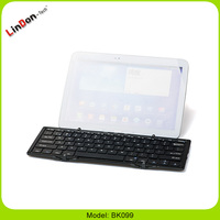 Mini Portable Folding Bluetooth Keyboard For iPhone 6 Plus Tri-Folding BK099