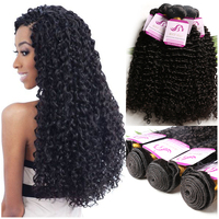 Wholesale 8a Grade Brazilian Virgin Hair Deep Wave 100 Human Hair Deep Curly, 4/27/613 Brazilian Deep Wave Hair