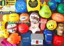 Promotional PU stress reliever toys(polyurethane)