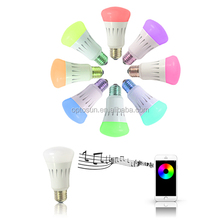 smart bulb & wireless led lighting control system & wifi smart led bulb lights