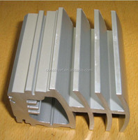 Constmart upvc/pvc profile for door and window in plastic heatsink for led chip