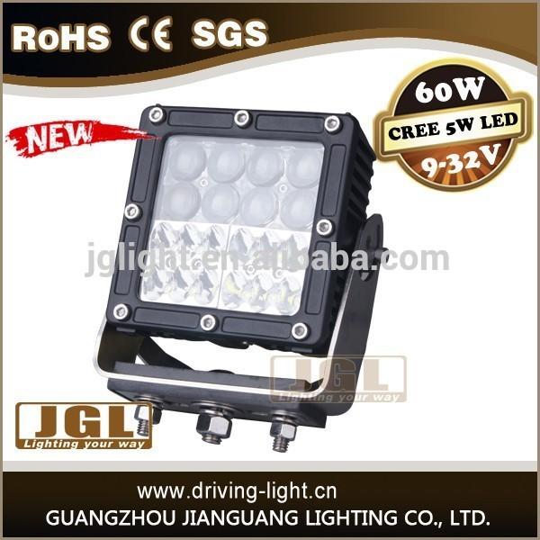 2015 New led driving light with E-mark certification off road led driving light for jeep hot selling in North American market