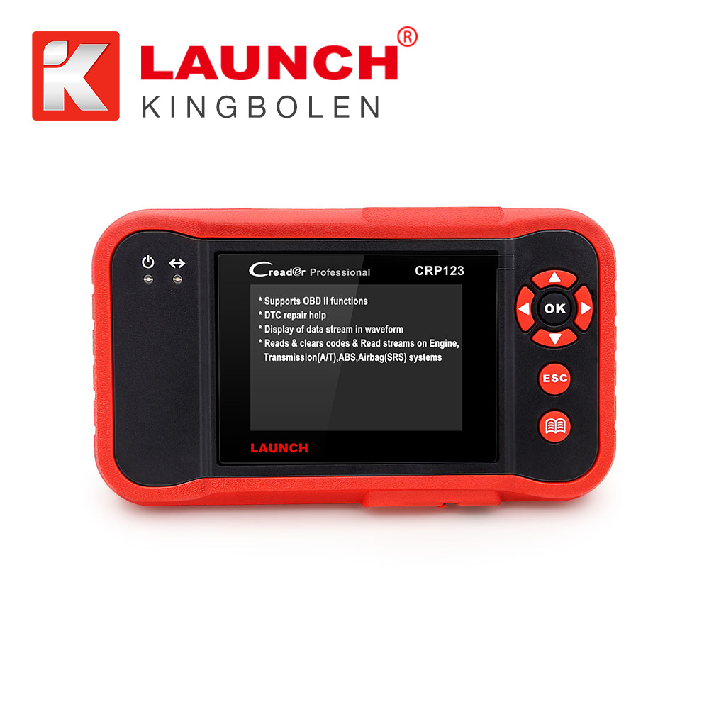 High quality Launch X431 Creader CRP 129 2 years free update Online launch creader viii crp129 scanner