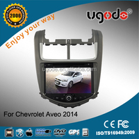 factory car multimedia player 2014 Chevrolet aveo car radio navigation system