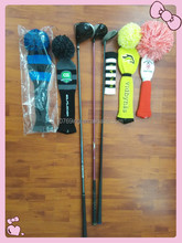 Knit Golf Head Cover&Sleeve