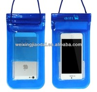 Underwater Phone Case Cheap Waterproof Bags for iPhone 5 Samsung mini S4