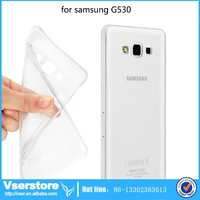 clear case cover for samsung Galaxy Gran Prime G530 new crystal clear hard back case 0.3mm/0.5mm/0.6mm clear TPU case