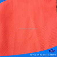 100 hot selling dobby polyester padded fabric