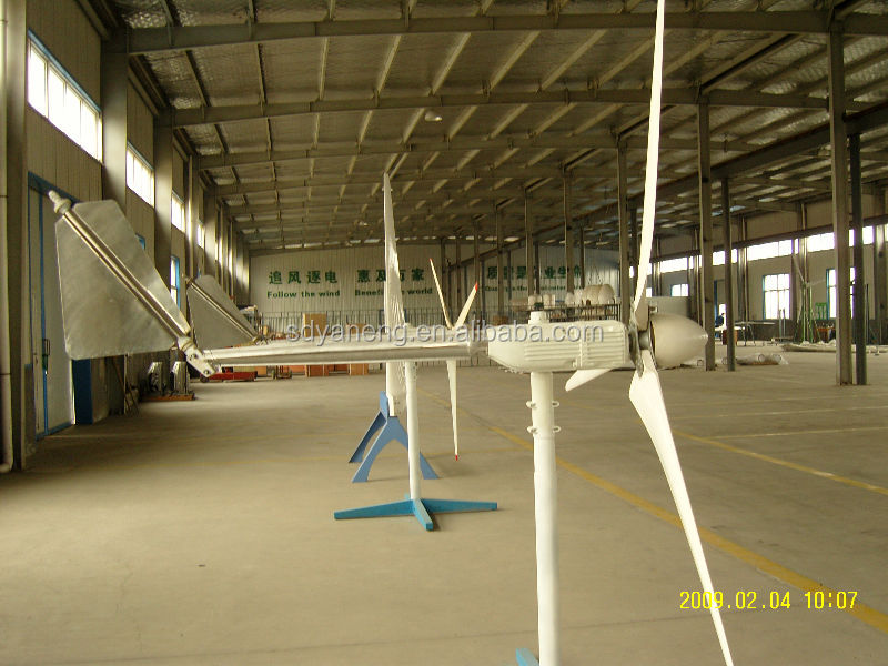 small model wind power supply in China factory