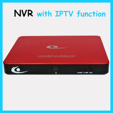 Android 4.2 tv magic box with home NVR surveillance function