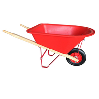 Cheap prices kids garden toy wheelbarrow