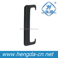 YH9470 High quality flexible black ABS plastic door electric cabinet handle
