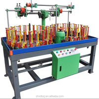 High Speed Round Shoelace Braiding Machine XD90-48D-2T For Sale