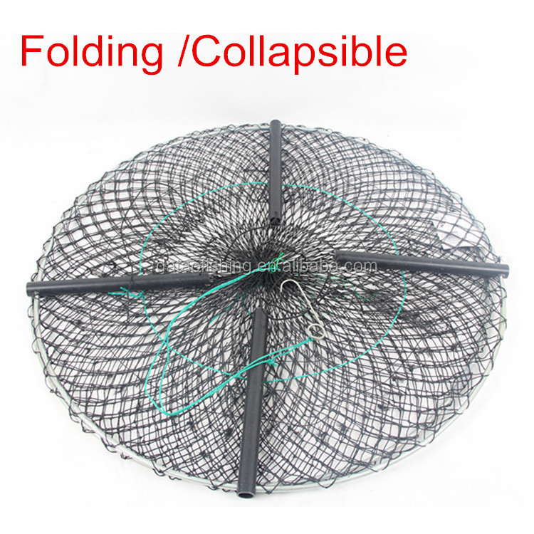 HOT SALE Australia Market Fishing Stainless Steel Collapsible Crab Pot
