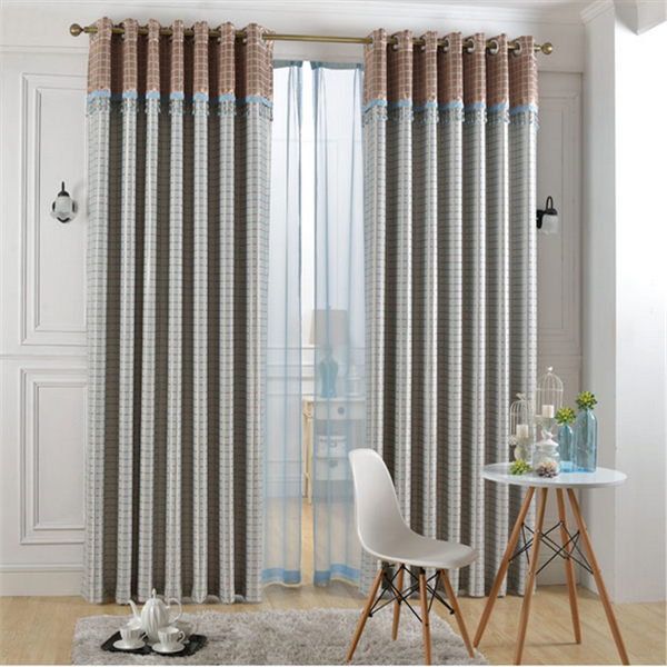 wholesale curtain luxury drapes curtains home goods curtains in guangzhou
