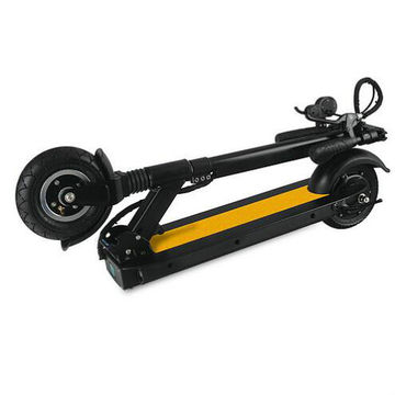 Aluminum Alloy Frame Folding 2 Wheels 350W Brushless Motor Electric Scooter