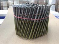 High Quality Iron Wire Weld Stainless Steel Coil Nails