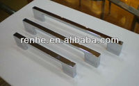 Zinc handle, cabinet handle, furniture