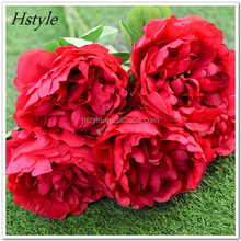 Large Hydrangea Silk Flowers Holiday Party Favors Wedding Artificial Flowers FZH137