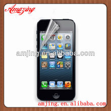 Cheap price crystal clear screen protector for iphone 5
