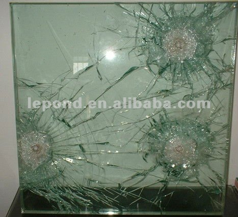 bullet proof glass for cars