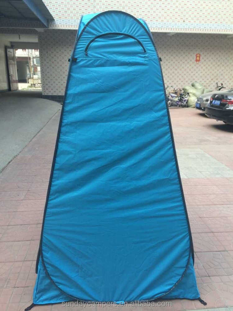 Outdoor camping pop up tent / camping shower tent / toilet tent for sale