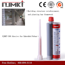 NJMKT-390 Epoxy Resin Based Anchor Adhesive For Crack Injection