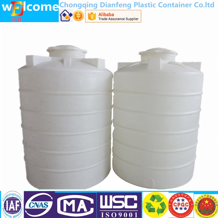 Polyethylene Ldpe Plastic Storage Container Water Tower