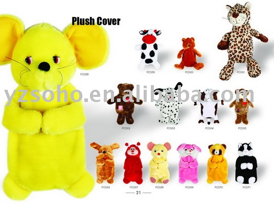 Fashionable animal plush Cover